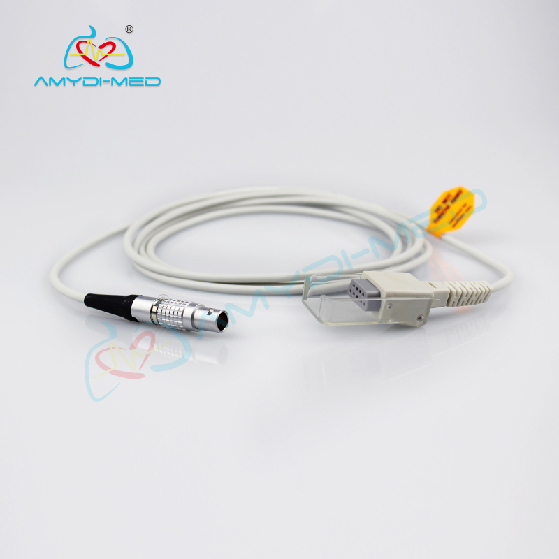 Finger Skin Or Color Anomalies Affect The Accuracy Of Mindray SpO2 Adapter Cable