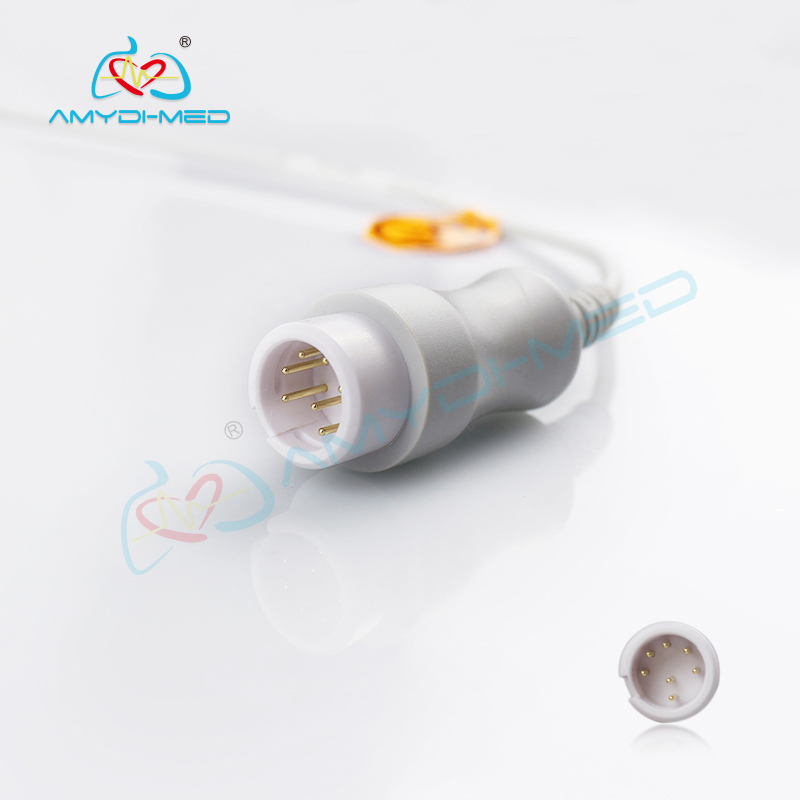 Mindray T8  reusable adult ear clip spo2 sensor