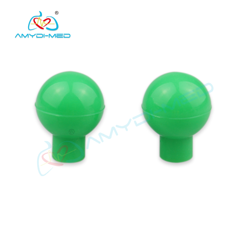 Colorful Suction ECG Electrodes