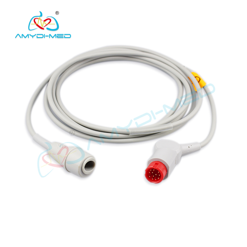 Compatible Mindray T5 T8 IBP Cable