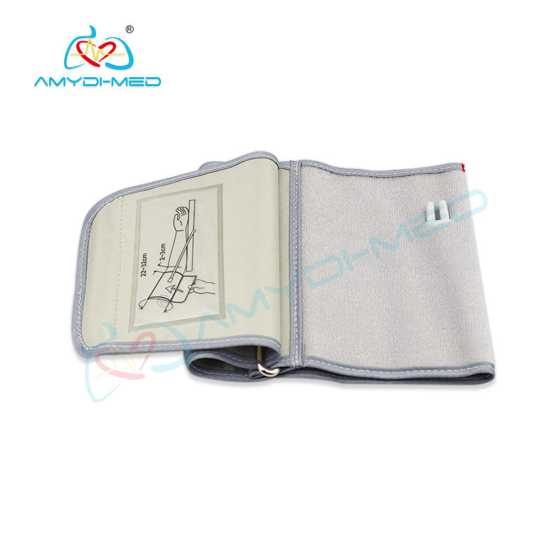 Reusable automatic  adult NIBP cuff